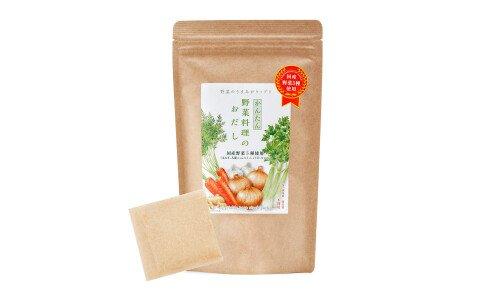 KAWAMOTO Vegetable Soup Stock — органический овощной бульон в фильтр-пакетах
