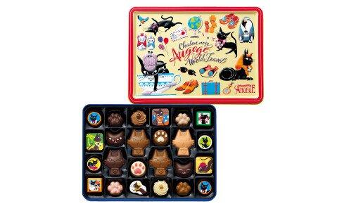 GONCHAROFF Angege World Travel I — шоколадные конфеты