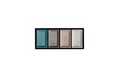 CLE DE PEAU Beaute Eye Color Quad — палетка теней, сменный блок