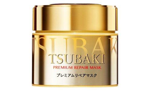 SHISEIDO Tsubaki Premium Repair Mask — экспресс-маска для волос