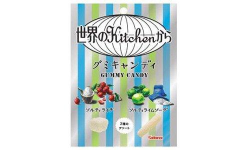 KABAYA Gummy Candy — желейные конфеты с личи и лаймом