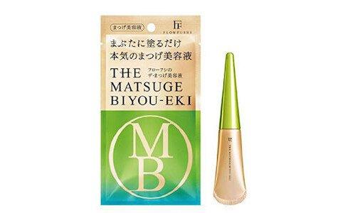 FLOWFUSHI The Matsuge Biyoeki — средство для роста ресниц
