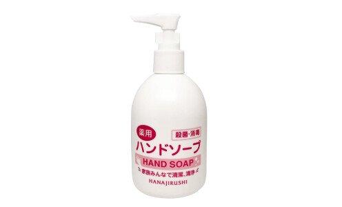 HANAJIRUSHI Medicated Hand Soap — обеззараживающее жидкое мыло для рук