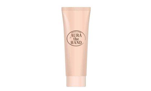 ROHTO Mentholatum Aura The Hand — увлажняющий и маскирующий крем для рук