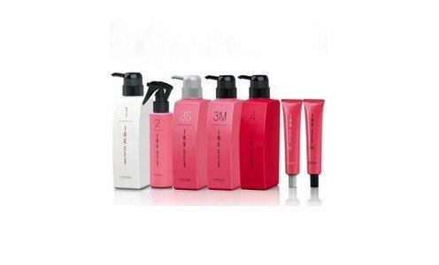 LEBEL IAU Cell Care M type — система ухода за волосами с эффектом гладкости
