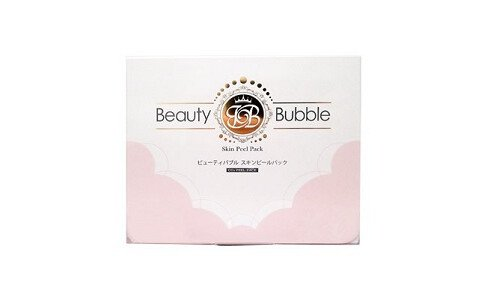 BEAUTY BUBBLE Skin Peel Pack — CO2 маска для лица, 3 шт