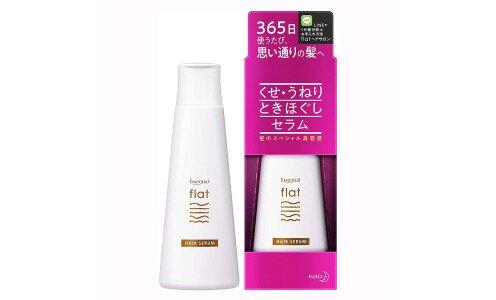 KAO Essential Flat Serum — серум для выпрямления волос