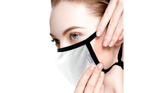HEPASKIN 4D Stretch Cool Mask — гигиеническая многоразовая прохладная маска