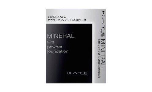 KATE Mineral Film Powder Foundation — кейс для компактной пудры