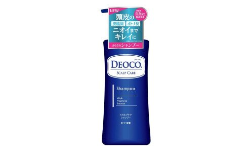 ROHTO Deoco Scalp Care Shampoo  — шампунь с уходом за кожей головы