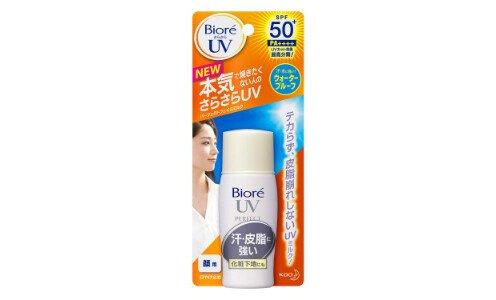 KAO Biore UV Perfect Face Milk — санскрин для лица.