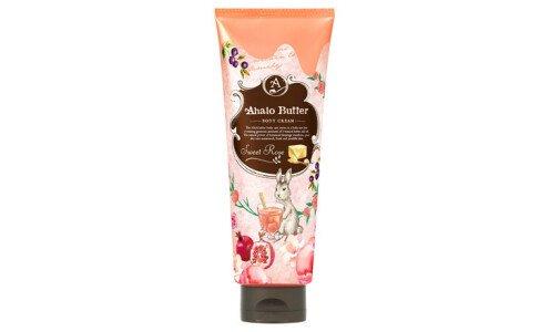 AHALO Butter Body Cream Sweet Rose — питательный крем для тела