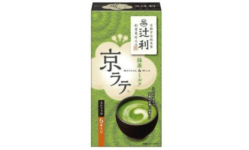 KATAOKA Tsujiri Kyo Latte — маття латте в стиках