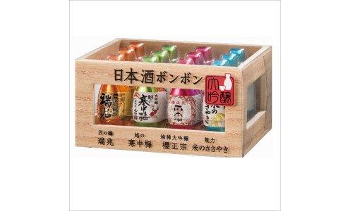 HAMADA Sake Bonbon — шоколадные конфеты с саке