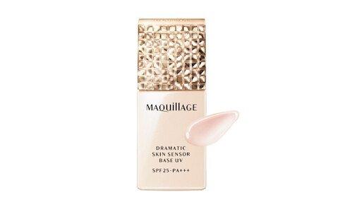 SHISEIDO Maquillage Skin Sensor Base UV — база под макияж