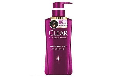 CLEAR Hair and Scalp Expert — шампунь без силиконов