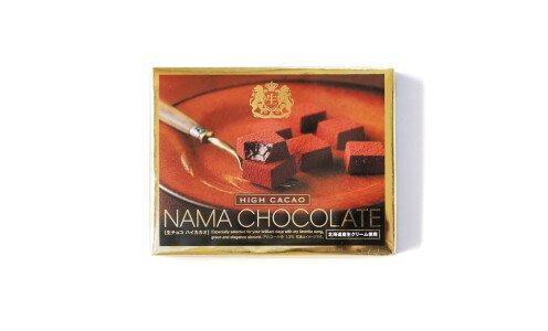 HAMADA Nama Chocolate High Cacao — свежий тающий шоколад