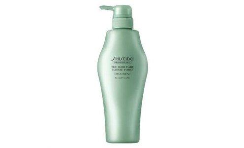 SHISEIDO Fuente Forte Treatment — бальзам для кожи головы и волос, 500 г.