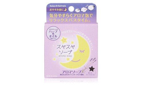 PELICAN ZZZ Aroma Soap — вечернее мыло для тела с эффектом ароматерапии