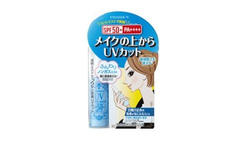 PRIVACY UV face mist SPF 50 — солнцезащитный спрей