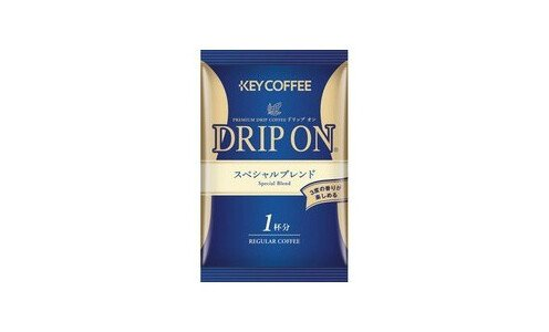 KEY COFFEE Special Blend — дрип-кофе, 1 порция