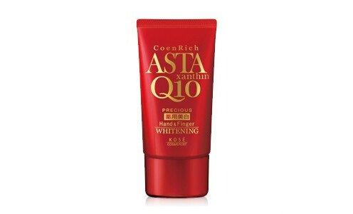 KOSÉ CoenRich Astaxanthine Q10 — антивозрастной крем для рук