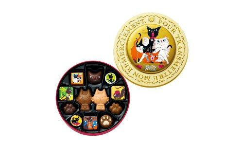 GONCHAROFF Angege World Travel G — шоколадные конфеты