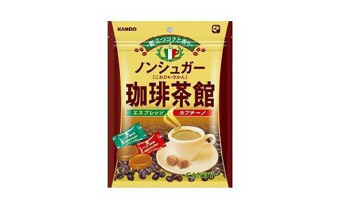 KANRO Coffee Chakan — кофейные леденцы