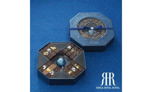 RIHGA ROYAL L'eclat Hoshizora no Kagayaki — подарочные конфеты со знаками Зодиака