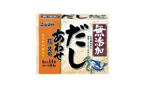 SHIMAYA Katsuo and Kombu Dashi — бульон даси из хлопьев тунца и комбу в порошке (14 порций)
