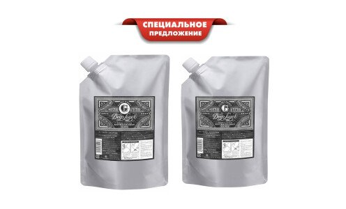DEEP LAYER Shampoo and Treatment Set (New) —  набор сменных блоков по выгодной цене (800 мл +800 г)
