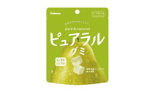 KABAYA Pureral Gummy — фруктовый мармелад со вкусом груши
