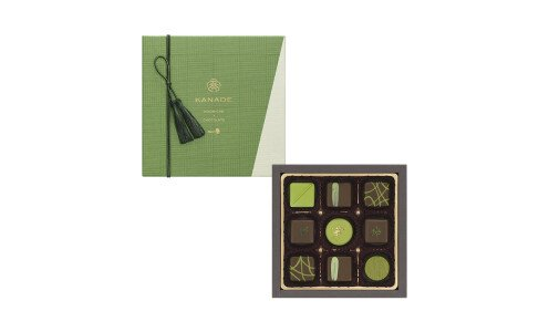 MARY'S Kanade Japan Tea Collection — шоколад из зеленого чая