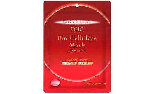 DHC Bio Cellulose Mask — маска для лица, 1 шт