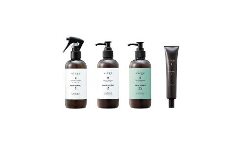 LEBEL Viege Hair Suppli — система ухода за волосами