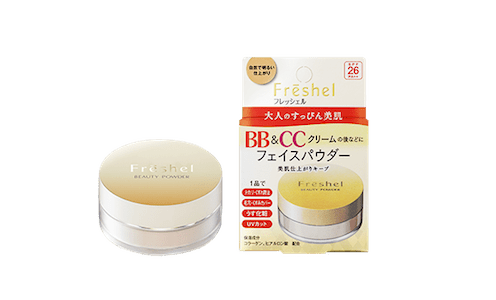 KANEBO Freshel Moist Lift BB mineral powder — минеральная bb-пудра.