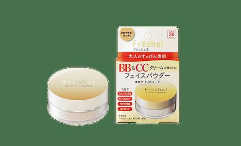 KANEBO Freshel Moist Lift BB mineral powder — минеральная bb-пудра.