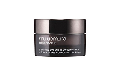 SHU UEMURA Phyto-Black lift anti-wrinkle eye and lip contour cream — крем против морщин вокруг глаз и губ