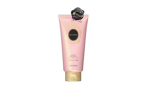 SHISEIDO Ma Cherie Air Feel Treatment — маска для волос без силиконов.