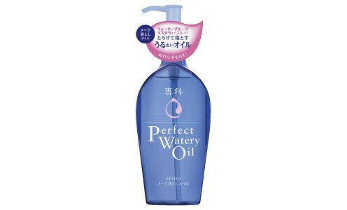 SHISEIDO Perfect Watery Oil — гидрофильное масло