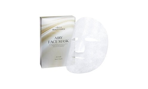 AXXZIA Beauty Force Airy Face Mask — маски для лица, 7 шт