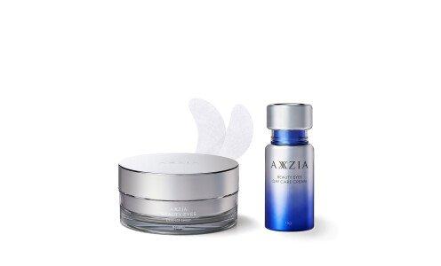AXXZIA Beauty Eyes Bundle — набор тотального ухода вокруг глаз со скидкой 15%