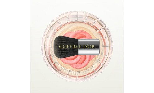 COFFRET D`OR Smile Up Cheeks N — румяна