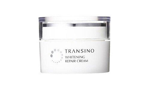 TRANSINO Whitening Repair Cream, medicated — ночной крем против пигментации.