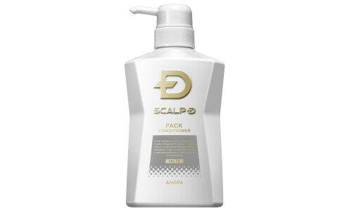 SCALP-D Pack Conditioner — маска-кондиционер для кожи головы.