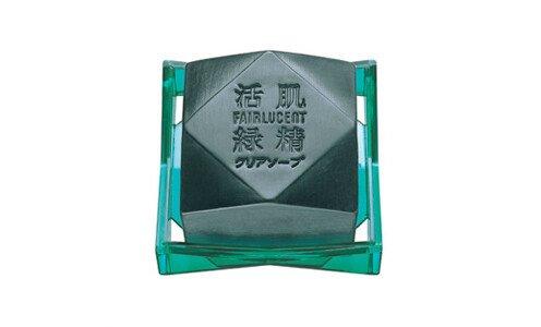 MENARD Fairlucent Kakkiryokusei Soap — мыло для лица