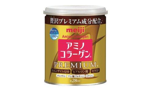MEIJI Amino Collagen Premium — коллагеновая смесь