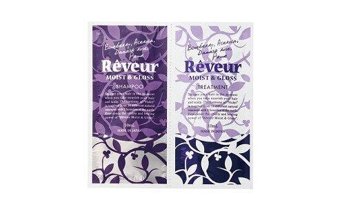 REVEUR Moist&Gloss — пробники шампуня и бальзама