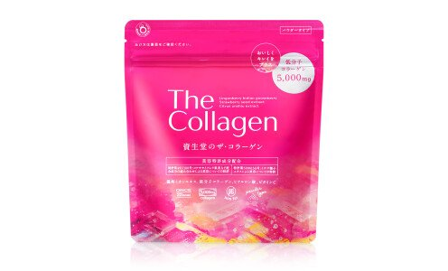 SHISEIDO The Collagen Powder — коллагеновый комплекс