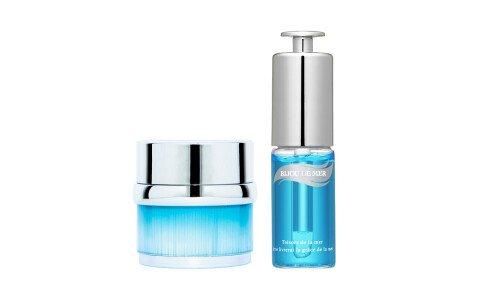 RECORESERUM BIJOU DE MER Rejuve face Renewal Eye serum & Eye cream Set — набор ухода вокруг глаз